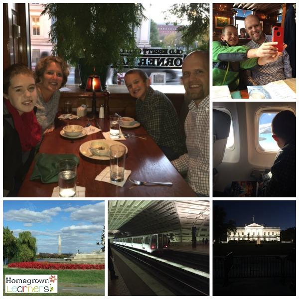 Taking Kids to Washington, DC