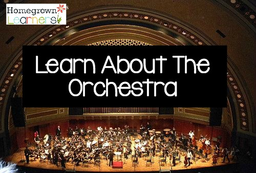5 Resources for Incorporating Orchestra Music into your Homeschool