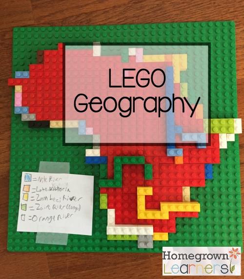 LEGO Geography