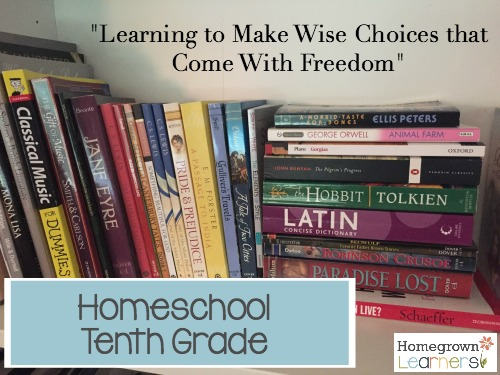Homeschool High School with Challenge II Classical Conversations as the Spine