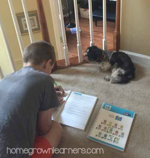 Wordly Wise -- 6th grade homeschool vocabulary