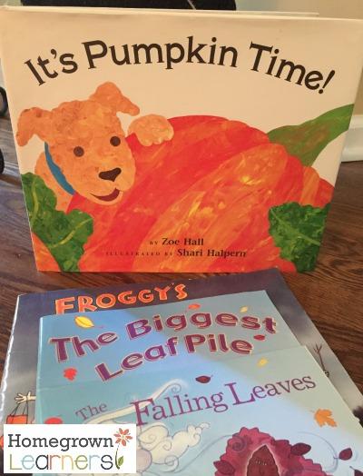 Favorite Books for Fall
