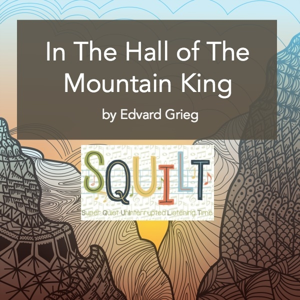Free Music Lesson for Halloween - In The Hall of the Mountain King