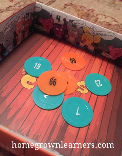 Making Multiplication Fun with Games: Say Cheese Review