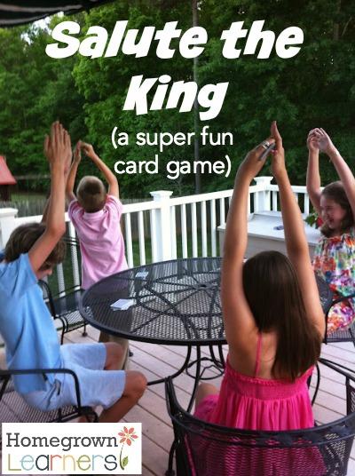 Fun Card Games for Kids