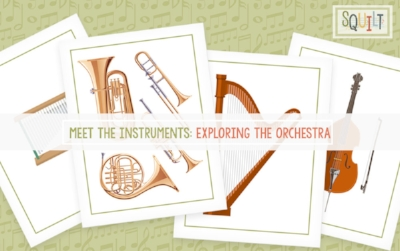 Help Children Learn All About the Orchestra