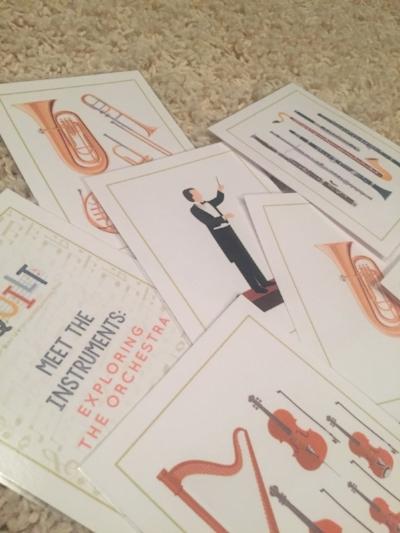 SQUILT Music Appreciation: Meet the Instruments