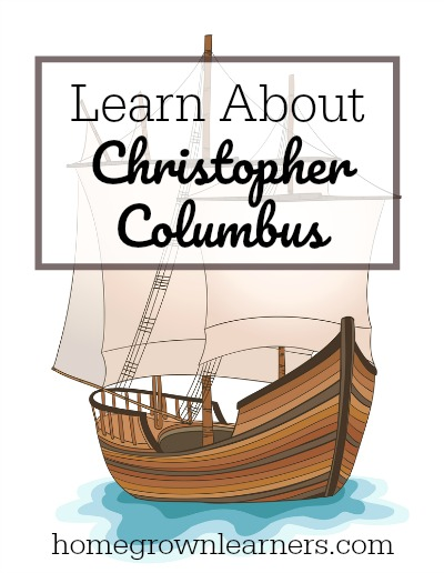 Learn About Christopher Columbus