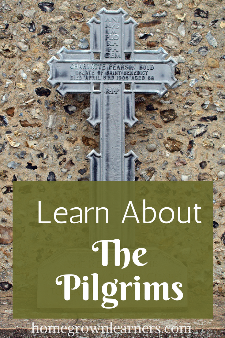 Learn About the Pilgrims