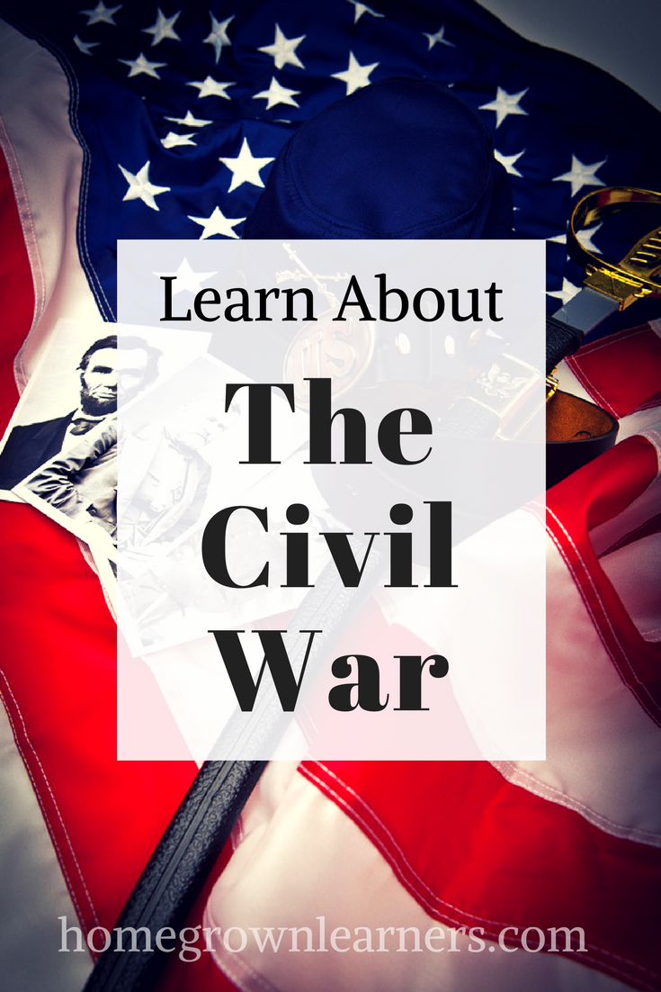 Learn About the Civil War