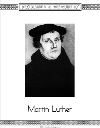 Learn About Martin Luther and the Reformation