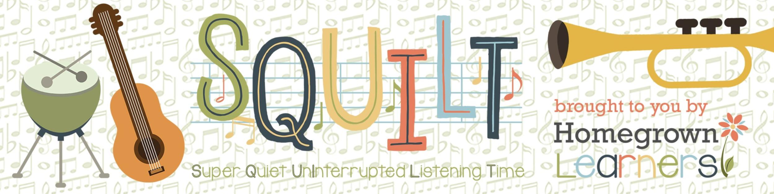 SQUILT Music Appreciation for Children