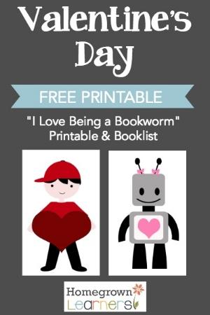 Valentine Book List & Download
