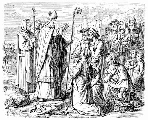 St. Patrick - a Truth Story