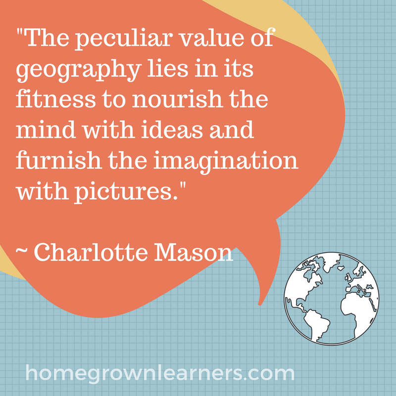 5 Ways to Foster a Love of Geography