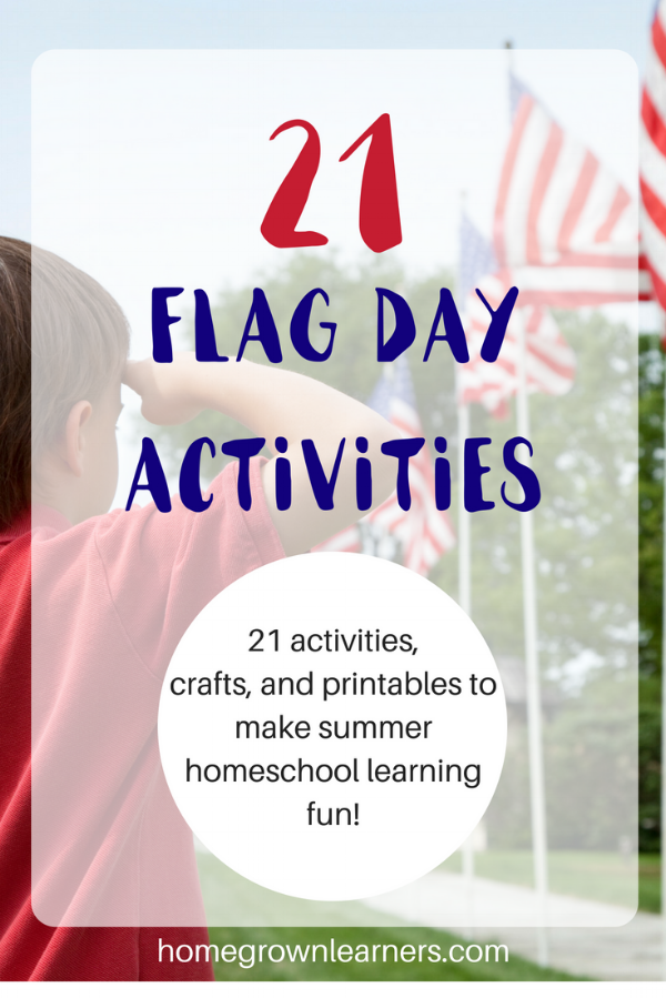 21 Activities to Celebrate Flag Day
