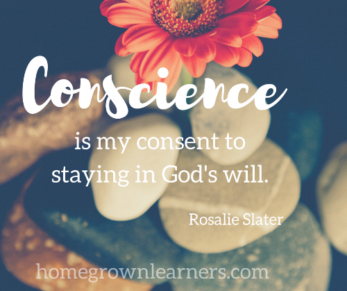 Conscience is My Consent - Laying Down Foundational Rails @ Homegrown Learners