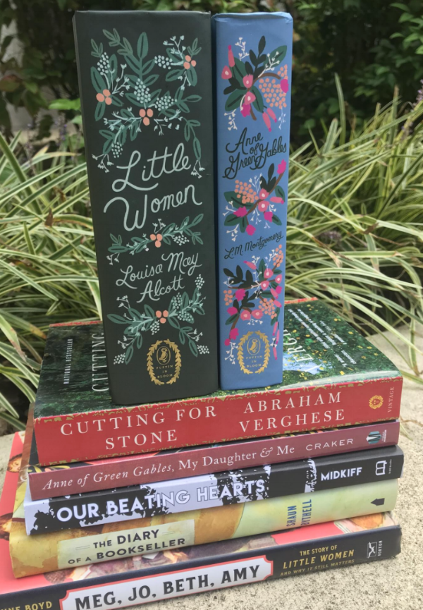 A Bookish Update - The Reading Life of a Homeschooling Mom