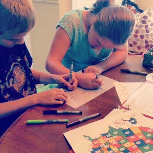 "Mama, Don't Fret: Here's the Long View of ""Homeschooling"""