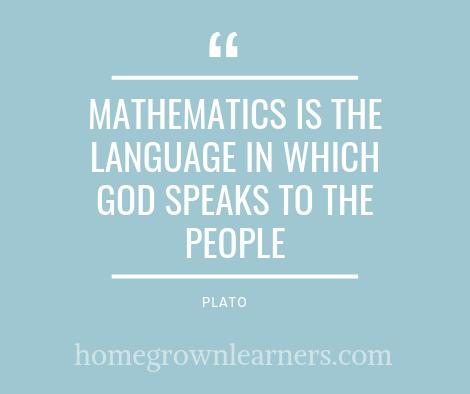 3 Keys to #Homeschool Math Success