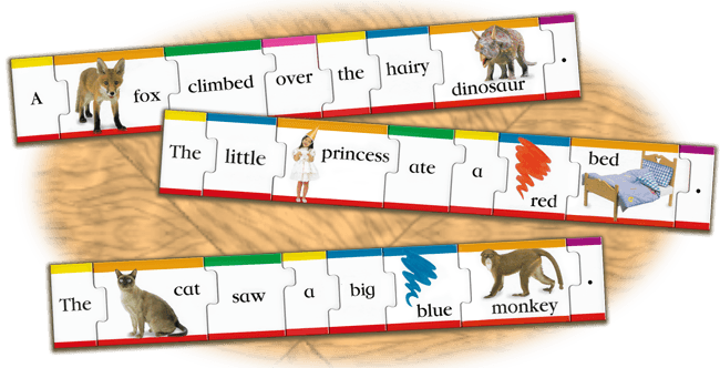 Using Silly Sentences to Build Language Skills