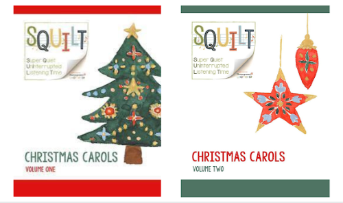 Learn About Christmas Carols with SQUILT - perfect for all ages #homeschool #musiced