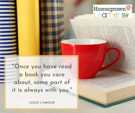 June 2020 Reading Recap @ Homegrown Learners
