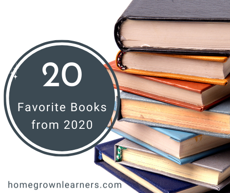 20 Favorite Books from 2020