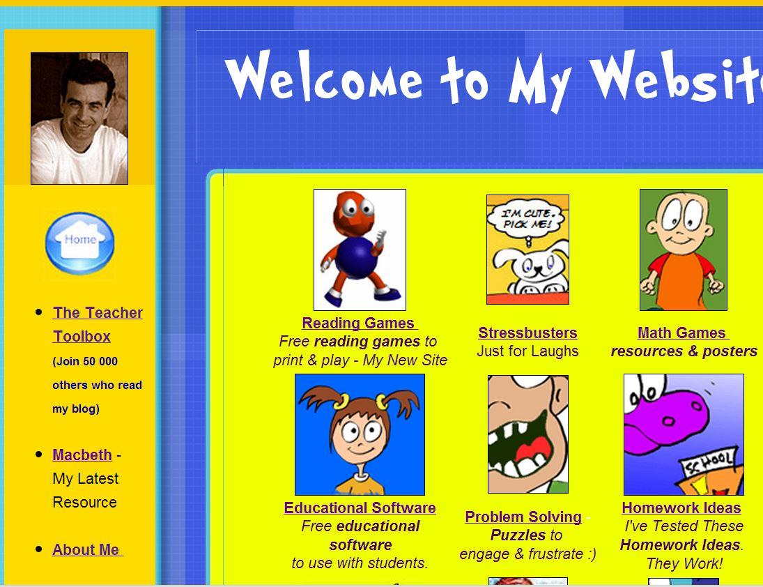 Adrian's older website (still running)