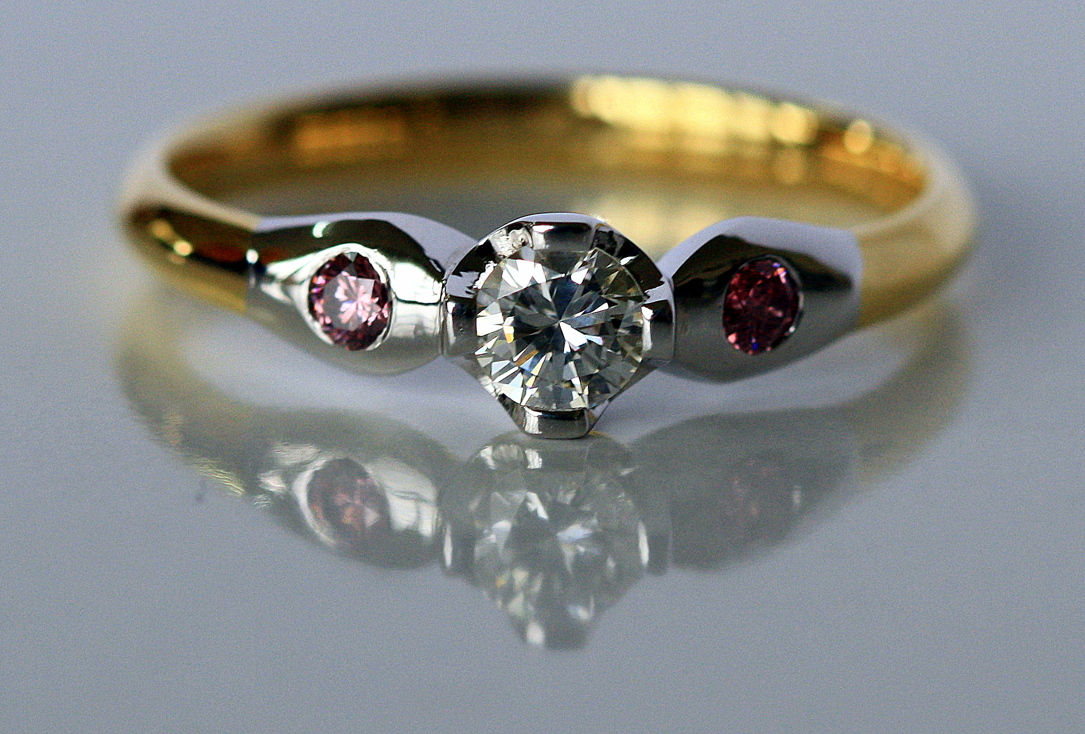 Pink Diamond Engagement Ring (5).JPG