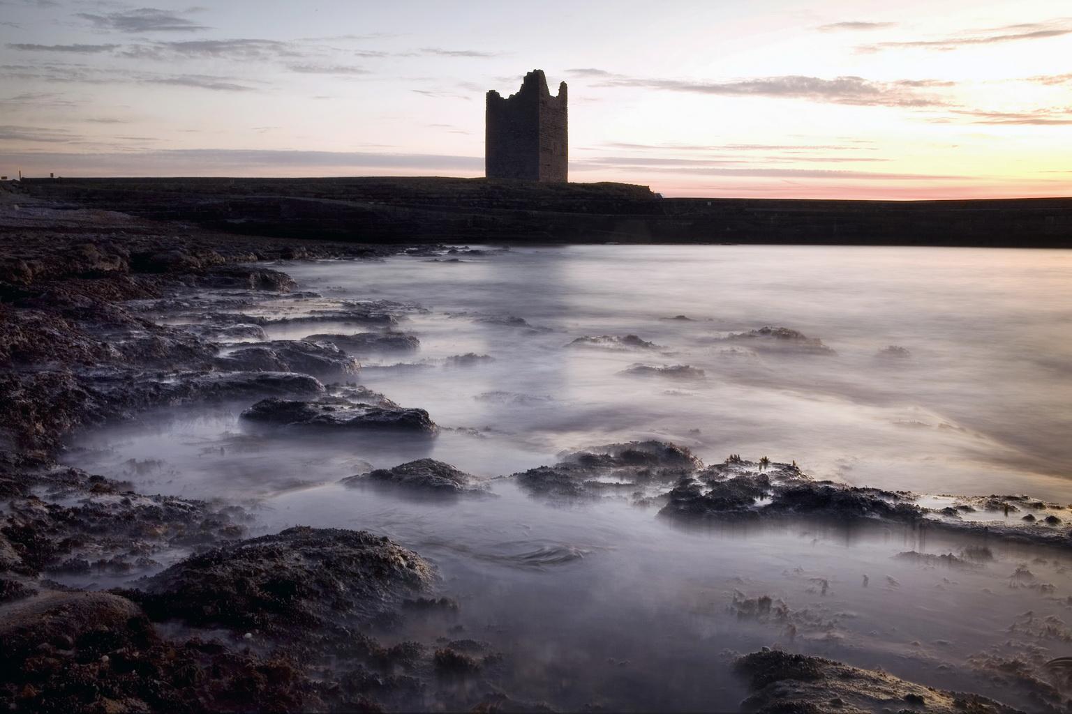 Easkey Castle, Co. Sligo