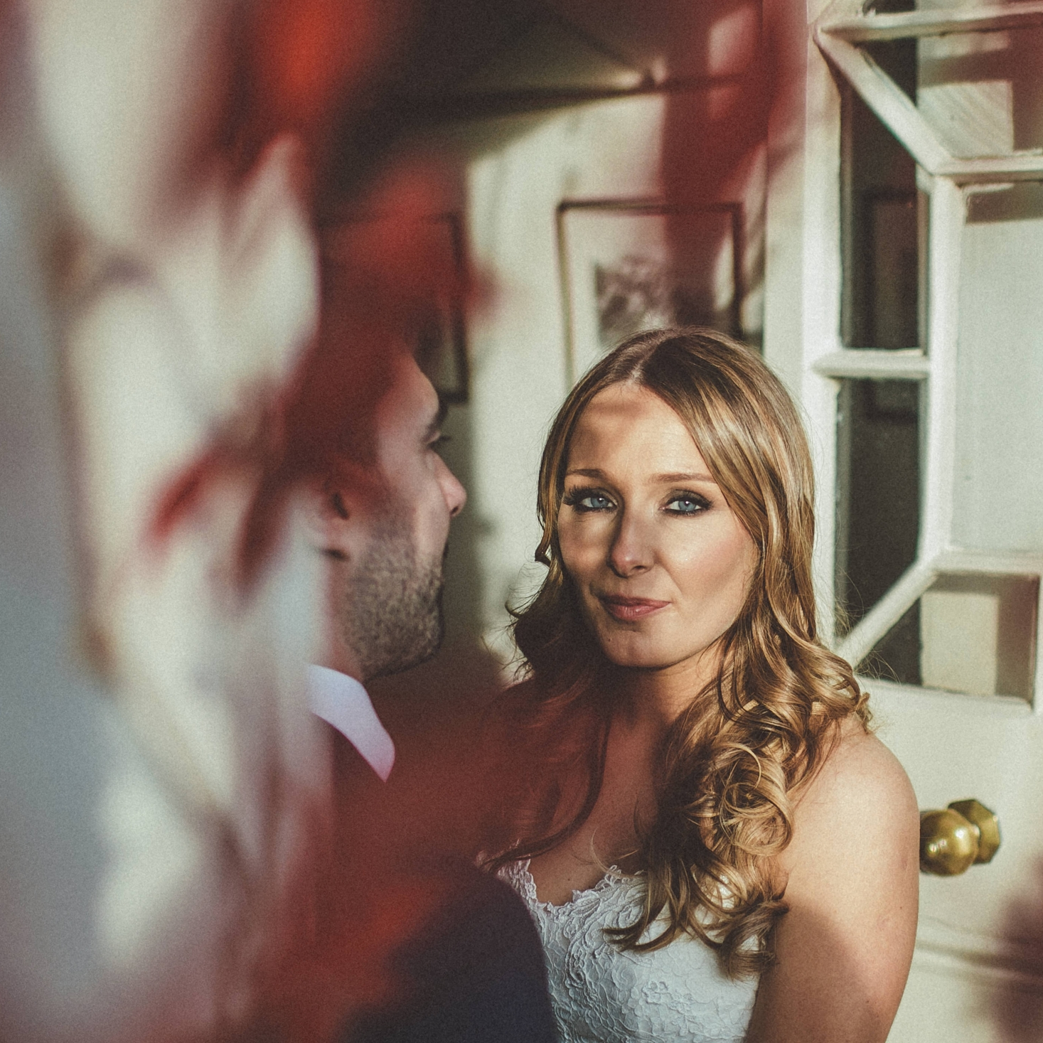 Rachel + Robert // Cloughjordan House