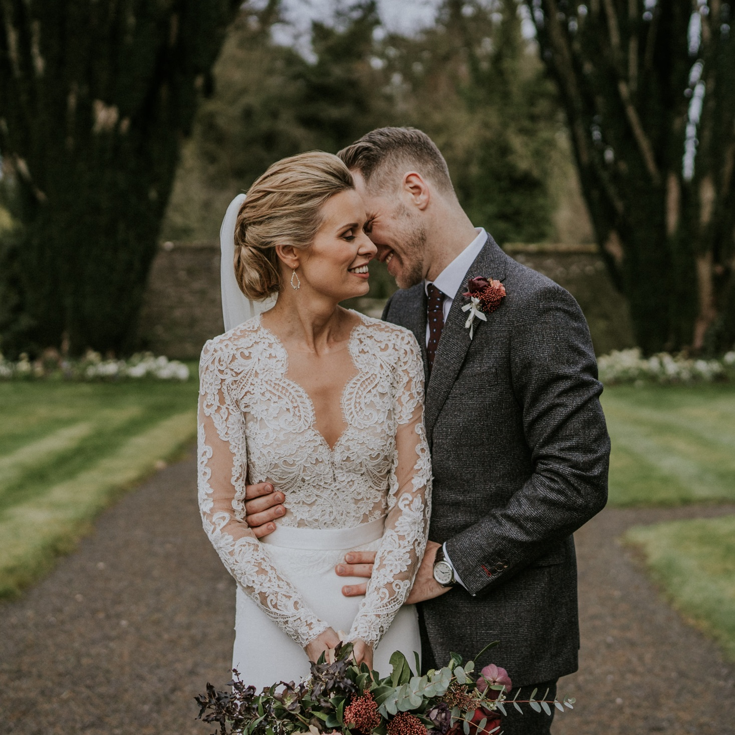 Aoife + Shane // Tankardstown House