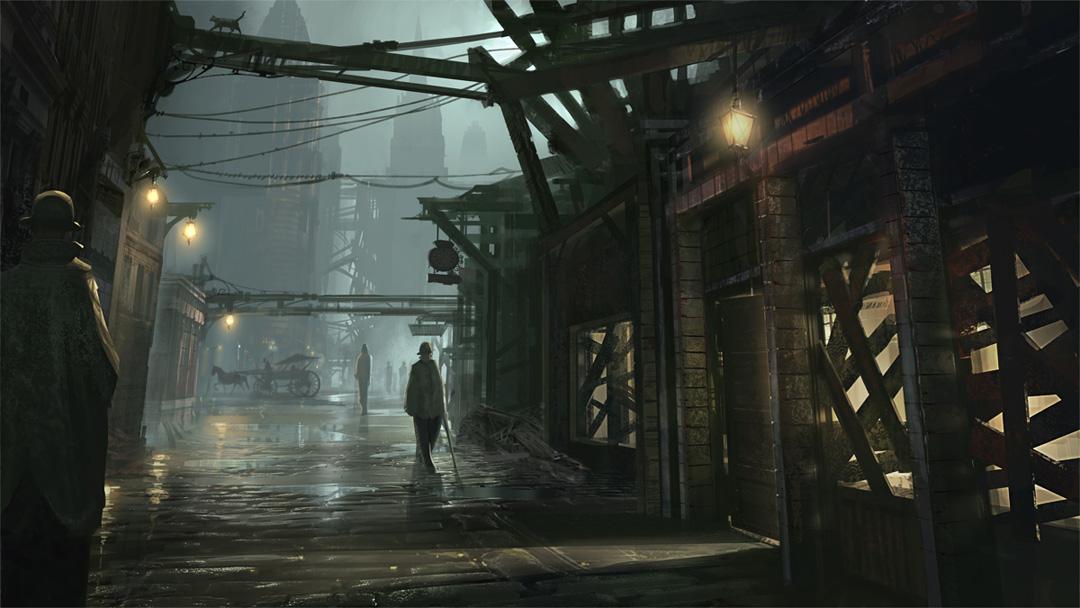 Forgotten City  by Eytan Zan