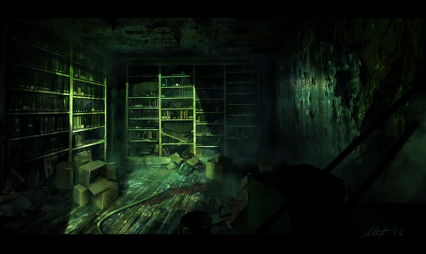 Storeroom by  Igor Vitkovsky