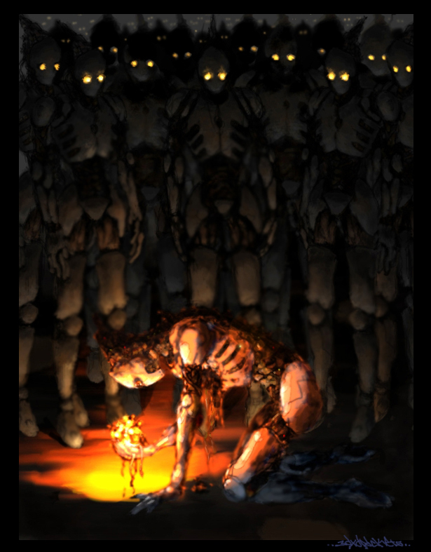Devil's New by  BoxofPockets