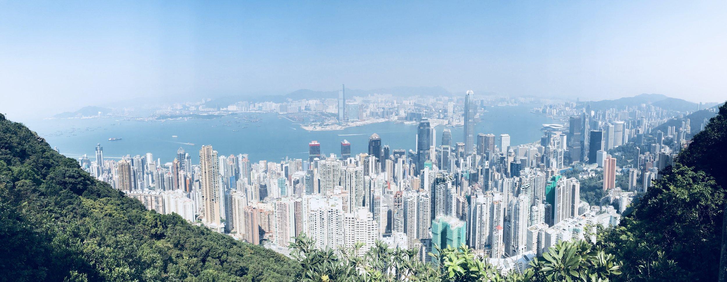 Kong Kong Peak