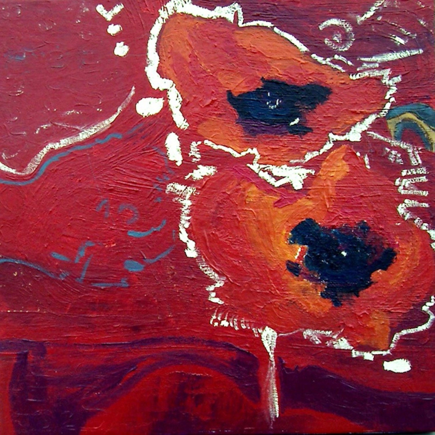 Hot Chili Poppies