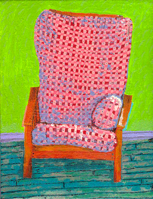 Gertrude's Chair