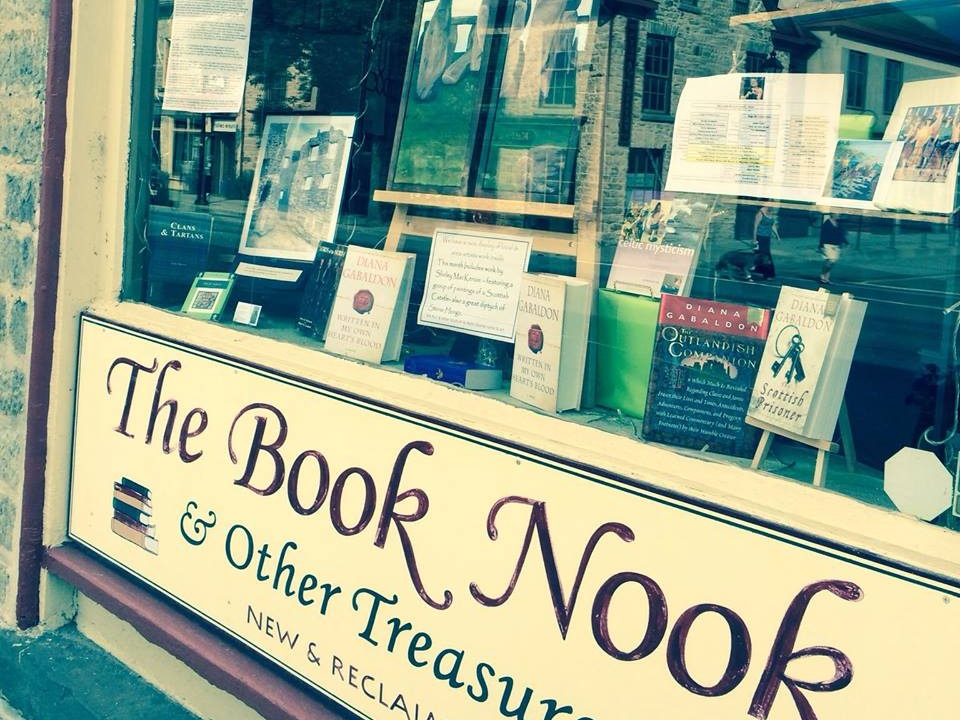 The Book Nook, Perth ON -