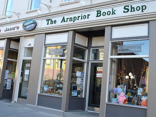 The Arnpiror Book Shop ON -