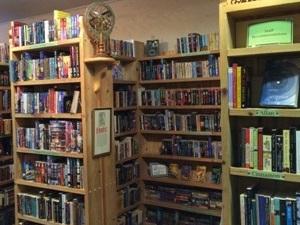 A Novel Idea Bookstore, Kingston ON -