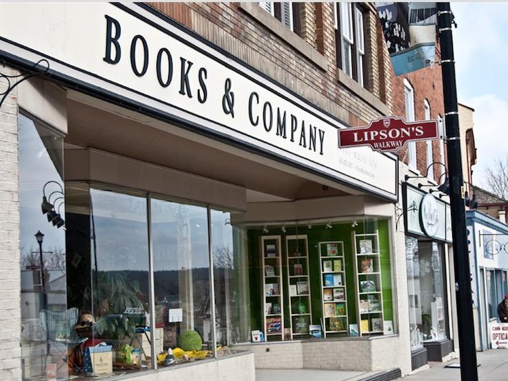 Books & Company, Picton ON -