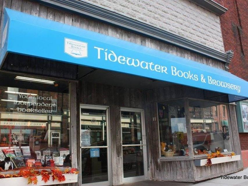 Tidewater Books, Sackville NB -