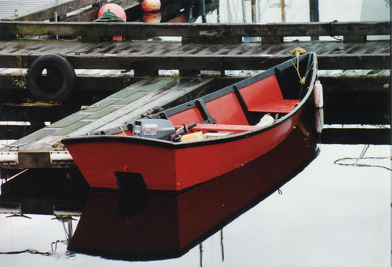 Alaskan Boat
