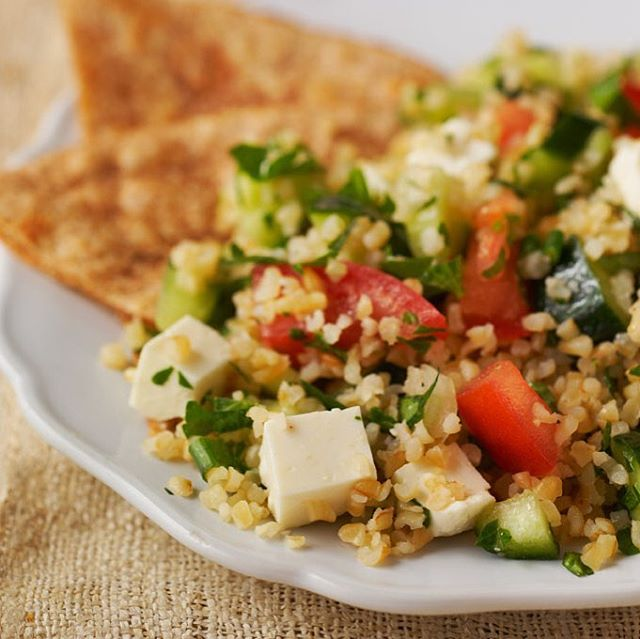 Day 7 of our Taste of Spring! Try our Tabbouleh recipe! This refreshing Levantine vegetarian salad has all the flavors of spring! Find more recipes like this at ▶️cookingmatters.org◀️ #familyhealth #vegetarianrecipes #southmemphis #healthylifestyle #lebanon #cookingmasterclass #cookingmattersnational #cookingmatters #memphis #levantinefood #food #foodphotography