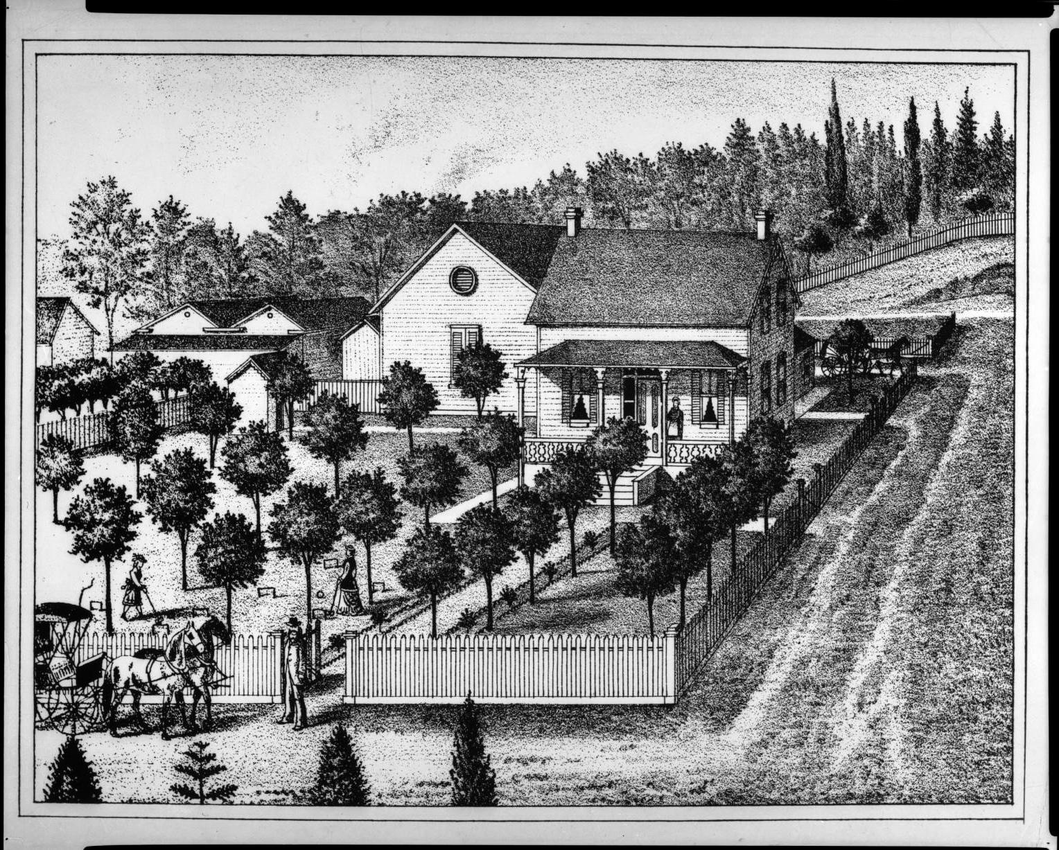 The Nadeau House
