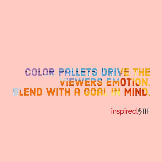 #tipoftheday 💙Blue brings calm ❤️Reds bring energy and emotion 💛💚💙Blended colors can emote strength. ❤️🖤black and red, sadness * and this is only the tip of the iceberg*  Consider your colors as much as you consider your words. 🔑