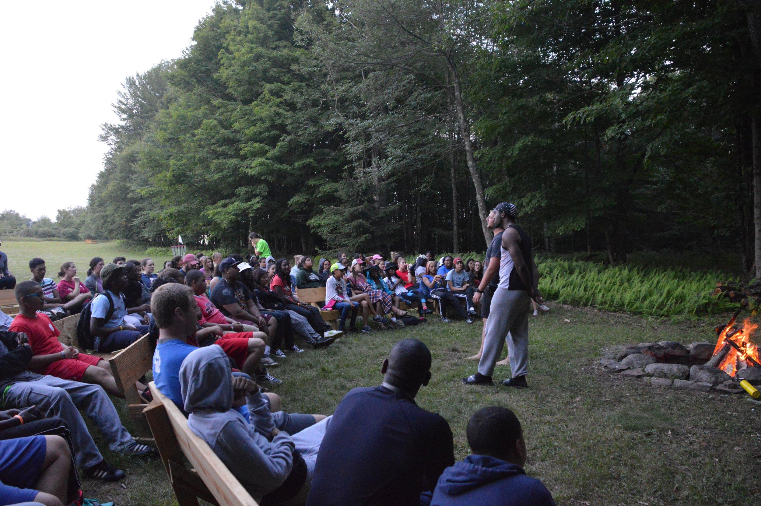 Camp Shiloh Staff 2016