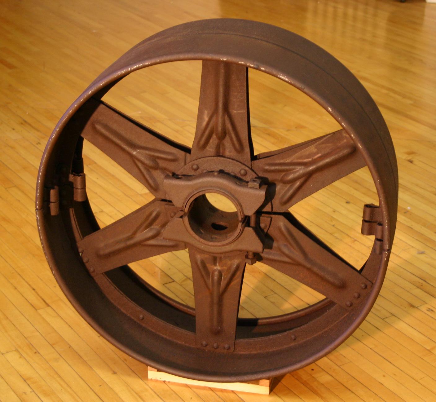 Industrial Steel Wheel